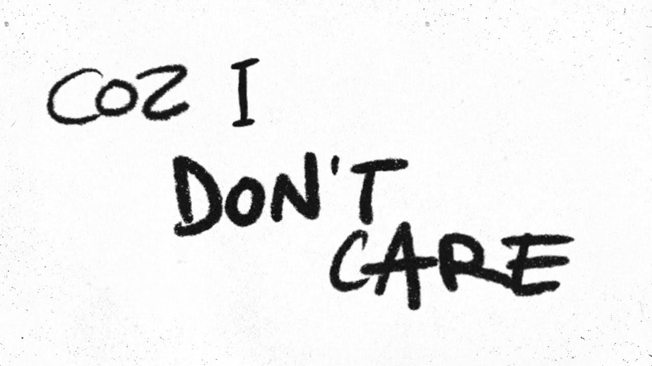 Justin Bieber - I Don't Care